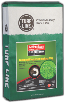 Arthroban Grub Killer Plus Fertilizer 5,000 sq. ft. bag